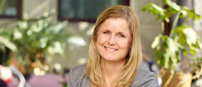 Charlotte Vikström, affärsutvecklingschef. Foto: Sundsvall Energi