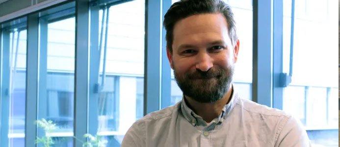 Rasmus Linge Bildkälla Veidekke
