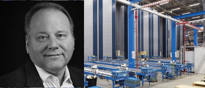Lars Andreasen är ny säljchef på Weland Solutions sedan den 1 mars 2019. Foto: Weland