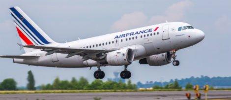 Bild: AirFrance. Air France planerar att dra ned på inrikestrafiken med 15 procent på två år, med hänvisning till prispress från lågprisflygbolag och höghastighetståg.