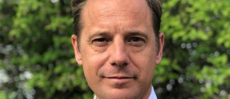 Joachim Holmberg ny affärsområdeschef för NCC Property Development. Bild: NCC