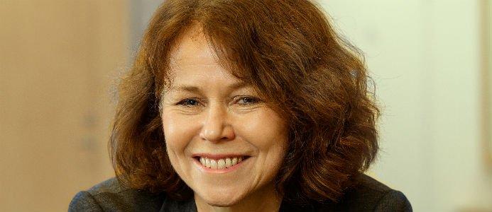 Britta Blaxhult mark- och projektförvärvschef på Einar Mattsson Projekt AB. Foto: Einar Matsson