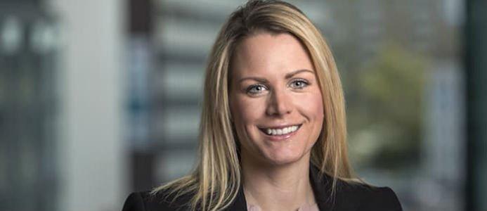 Emilie Beckman tillträder som hållbarhetschef den 1 juni, 2019.