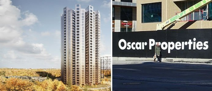 gasklockan oscar properties