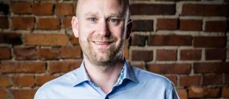 Johan Lind, Vice VD Hökerum Bygg. Bildkälla: Hökerum Bygg