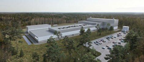 Peter Carlsson snart i hamn med finansieringen till miljardsatsningen Bild: Northvolt