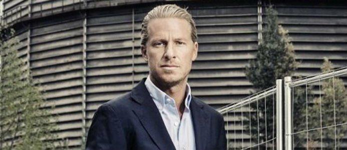 Oscar Engelbert, vd för Oscar Properties. Bild: Oscar Properties