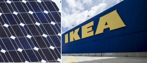 Ikea kommer börja sälja solpaneler till svenska konsumenter. Bild: Pixabay/cc