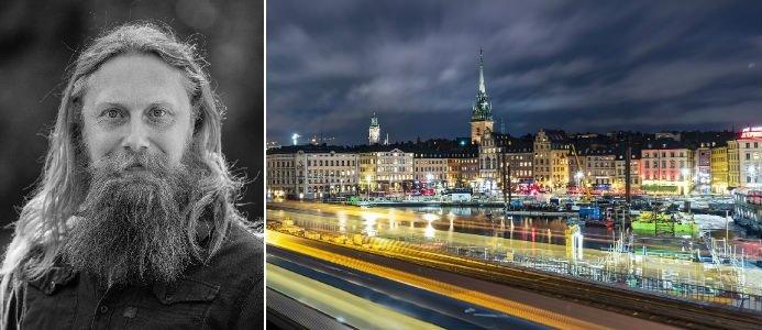 Patrik Höstmad, docent och utbildningsområdesledare för Arkitektur och Samhällsbyggnad på Chalmers i Göteborg. Foto: Lars Hansson / Bild: Pixabay/cc
