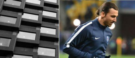 I maj rapporterade Aftonbladet att man hade uppgifter om att Zlatan köpt lägenhet i Norra tornen. Nu dementerar fotbollsstjärnan uppgifterna på Twitter. Foto: Per-Olof Forsberg / cc / Wikipedia