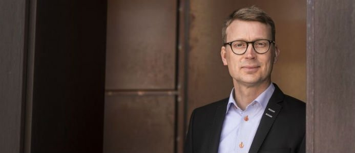 Joachim Nordin. Bild: Skellefteå Kraft