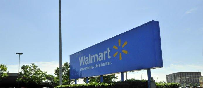 Walmart stämmer Tesla. Foto: Walmart/Flickr