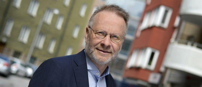 Björn Wellhagen. Foto: Caroline Berg