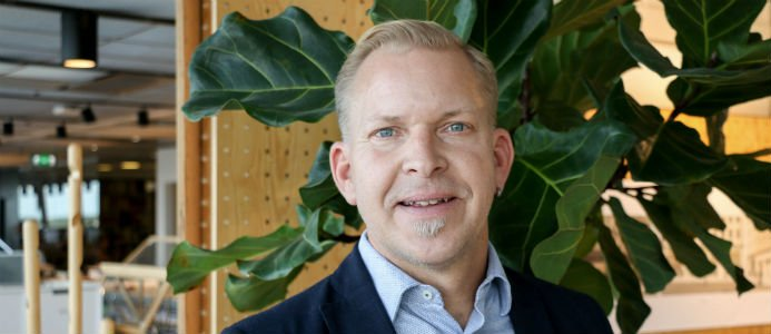 Niklas Svensson. Bild: Tengbom