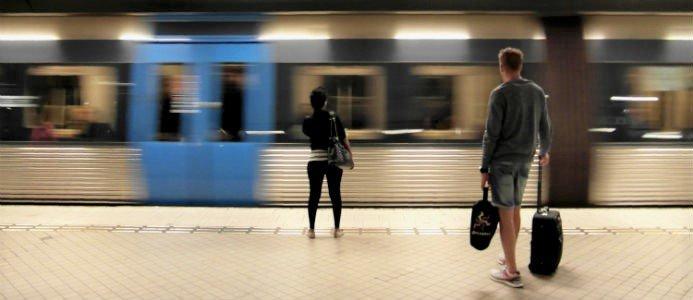 Solna ger klartecken för den nya tunnelbanan. Foto: Ingolf/Pixlr CC