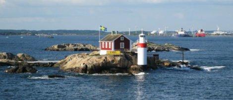 Ett svensk-holländskt rederi redan är på gång för att transportera diesel och bensin från Lysekil till Karlstad, via Göteborg. Bild: Pixabay