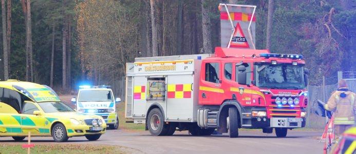 Bilden har inget med texten att göra. Bild: Räddningstjänsten i Karlstadsregionen.