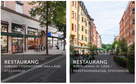 Företagsmäklare i Stockholm city