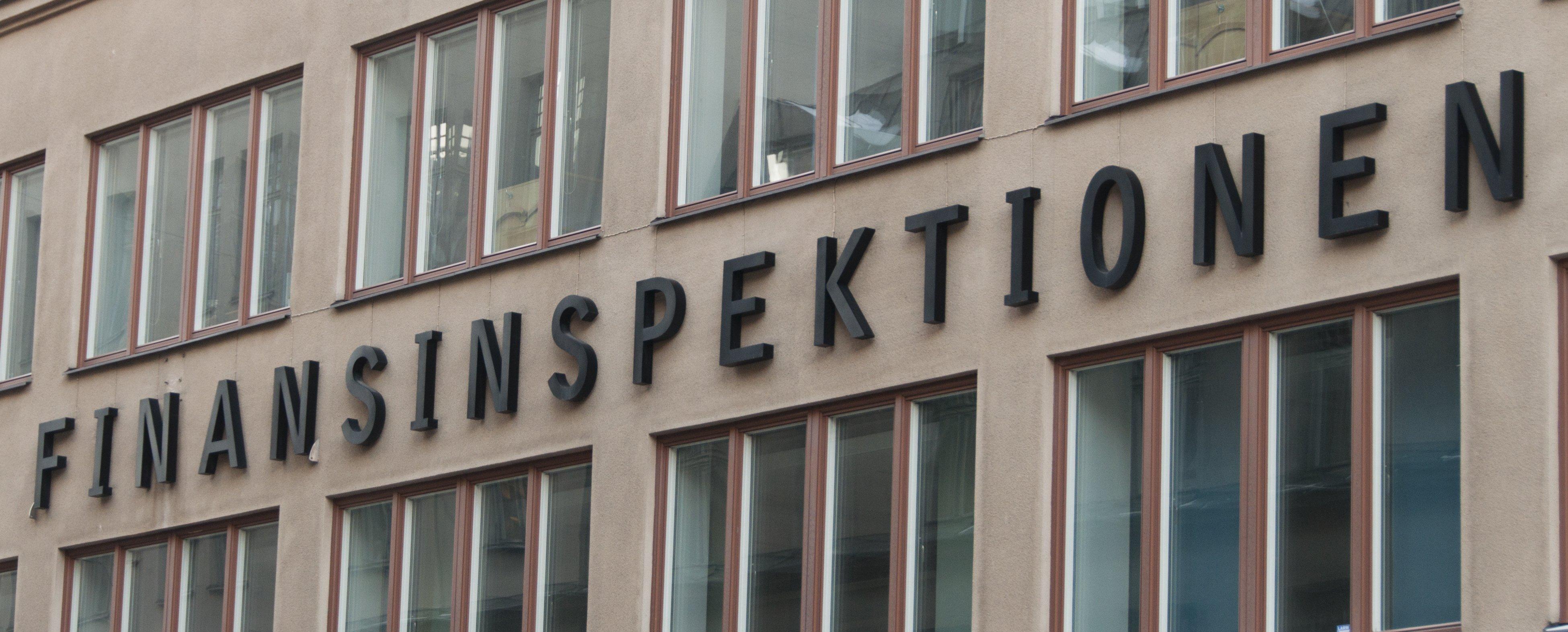 Finansinspektionen (FI) har beslutat att Reinhold Europe AB ska betala en sanktionsavgift på 750 000 kronor. Bild: Wikipedia