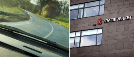 Över 15 000 kurvor på Sveriges landsvägar är byggda så att det är svårt för förare att klara av dem i den skyltade hastigheten, skriver SVT. Fotograf: Martin Vorel / Rutger Blom / Flickr / cc