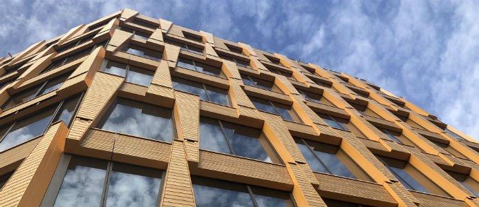 NCC kontorsprojekt Valle Wood i Oslo. Bild: NCC
