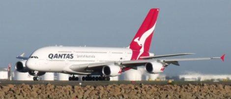 """Flygningarna är en del av Qantas större satsning """"Project Sunrise"""". Foto: Simon Sees / pixlr"""