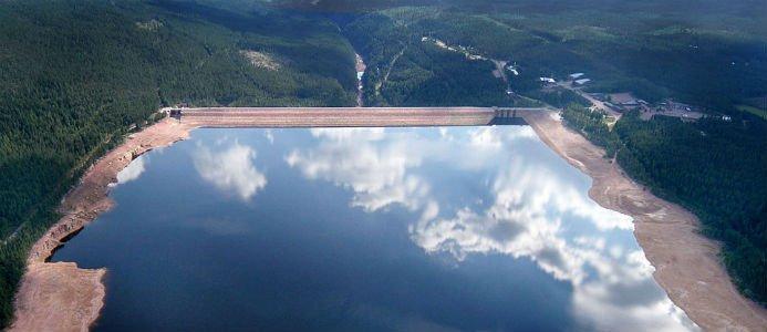 Fortum får tillstånd för 600 miljonersinvestering i Trängslet – ska öka säkerheten ytterligare. BIld: Fortum