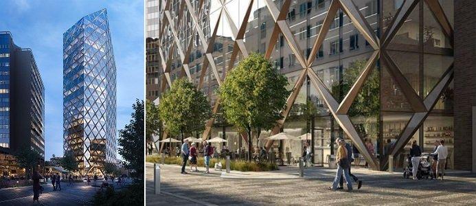 NCC flyttar sitt Göteborgskontor till Kineum. Fotograf: Tomorrow AB