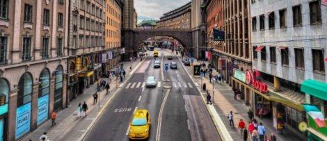 Tunneln under Kungsgatan riskerar att rasa. Foto: Chas B/Pixlr (CC BY 2.0)