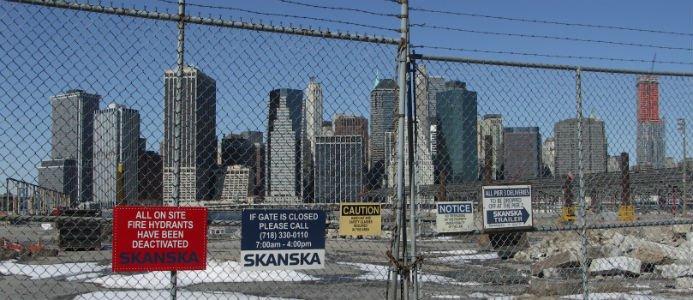 Skanska bygger om stor trafikplats i New York City Foto: Martin Sutherland / Flickr (CC BY 2.0)