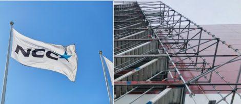 NCC slår samman ställningsbolag för att öka konkurrenskraften. Fotograf: Joakim Kröger/ Fotograf: Bergnäset