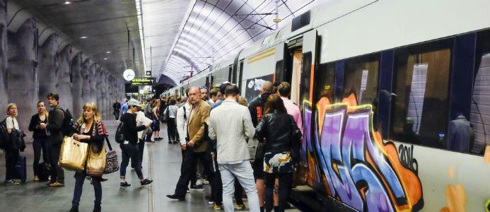 Station Triangeln i Malmö. Bild: News Oresund / Flickr
