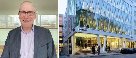 Skanska utser Anders Candell till ny Senior Vice President för IT inom Skanska-koncernen. Bild: Skanska