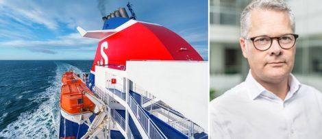 Niclas Mårtensson, vd för Stena Line i hela Europa. Fotograf: Patrik Olsson/Stena Line Bild: Tony Webster (CC BY 2.0)