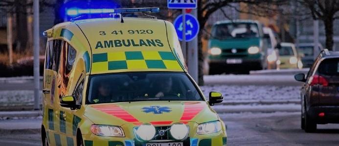 Man avled i arbetsplatsolycka i Ljusne. Foto: Hangsna CC BY-SA 4.0