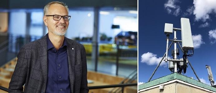 Med 5G blir möjligheterna obegränsade, säger Anders Nilsson, vd på Tele2-koncernen. Bilder: Tele2 / Pressbilder