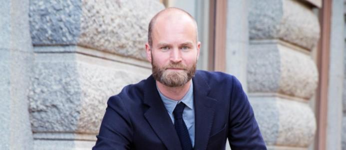 Lars Strömgren blir ny vd för Samhällsbyggarna. Foto: Hanna Mi Jakobsson