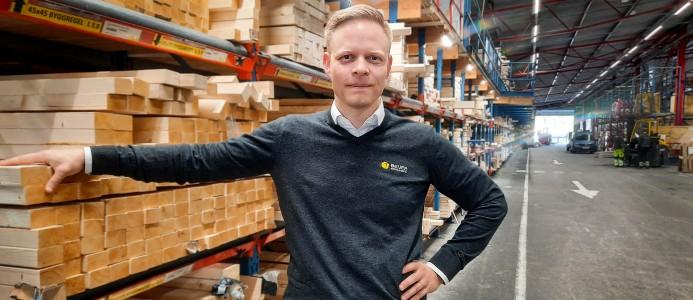 Mikael Gustavsson. Bildkälla: Beijer
