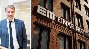 Ny vd för Einar Matsson