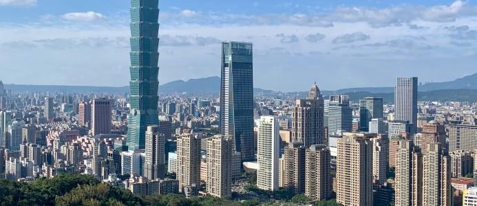 Taipei, Taiwan. Bildkälla: Climeon