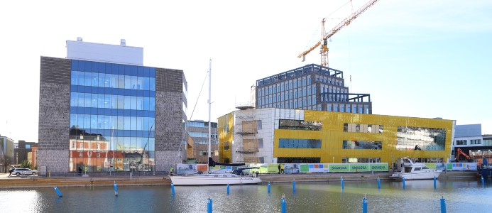 För närvarande arbetar kommunen med att ta fram en ny översiktsplan som ska sträcka sig till 2030 med fokus på livskvalitet. Foto: Jan Magnusson
