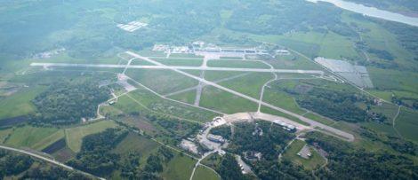 Säve Flygplats. Bildkälla: Castellum