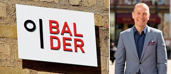Jesper Mårtensson blir tillförordnad CFO i Balder. Bild: Pressbild