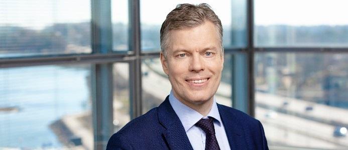 Markus Rauramo blir Fortums nya vd och koncernchef. Bild: Pressbild/Fortum