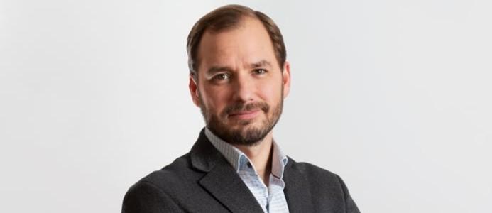 Martin Holmgren, VD Stora Enso Skog och Senior Vice President på Stora Enso Wood Supply Sweden. Bildkälla: Skogforsk