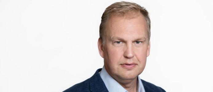 Krister Mellström. Bildkälla: Telge Fastigheter