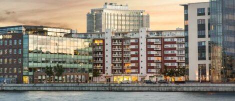 Wihlborgs säljer bostadsbyggrätt i Dockan