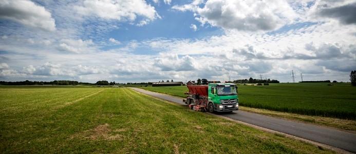 NCC säljer Road Services Danmark till Arkil A/S. Fotograf: NCC AB