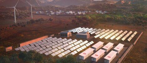 Azelio energy storage