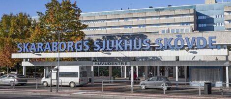 Skaraborgs Sjukhus Skövde Bild: Västfastigheter